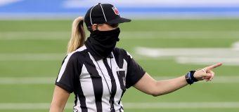 Female official  set to make Super Bowl history