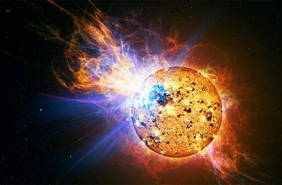 Solar flares set to wreak havoc on GPS signals