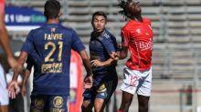 Foot - L1 - Brest - Brest: Cristian Battocchio incertain contre l'OM