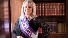 Sally Lindsay: Emmeline Pankhurst was a loving mum and wife before suffragette