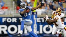 Maakaron: Despite feud, Calvin Johnson should thank the Detroit Lions