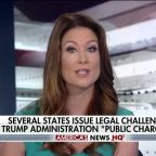 Several states issue legal challenges to Trump administration's 'public charge rule'
