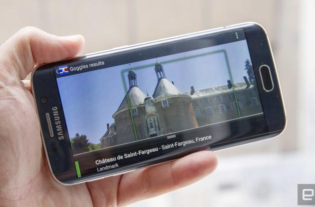 Google wants to speed up image recognition in mobile apps
