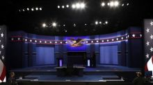 Debate gives Trump a last big chance to sway voters before Nov. 8