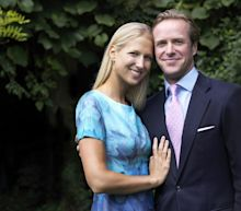 Lady Gabriella Windsor and Thomas Kingston's wedding: who are the royal couple getting married in Windsor today?