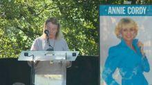 Obsèques d'Annie Cordy : l'hommage bouleversant de sa nièce Michèle Lebon