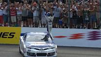 Toyota Highlight: Vickers takes the win