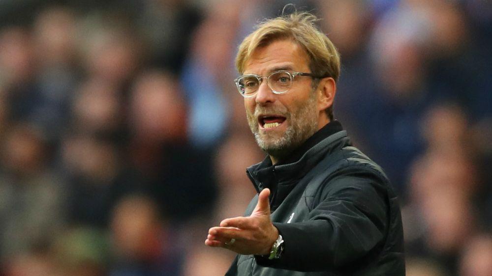 Liverpool deserve to be ninth, says under-pressure Klopp