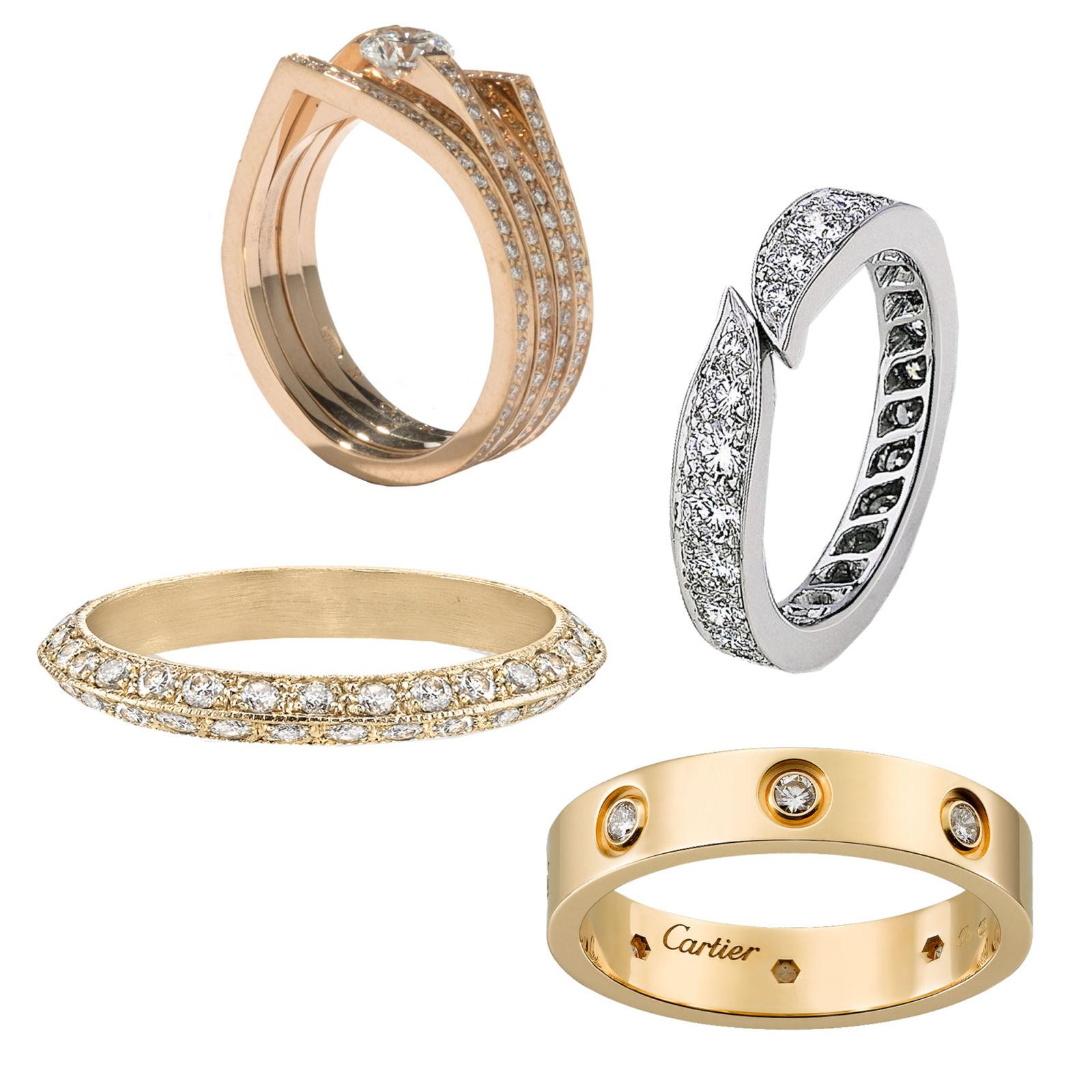 The Bling Ring: 7 Unexpected Engagement Ring Trends