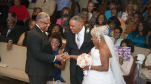 70-Year-Old Groom and Bride, 67, Get Married: Their 90-Second Kiss 'Was One for the Ages'