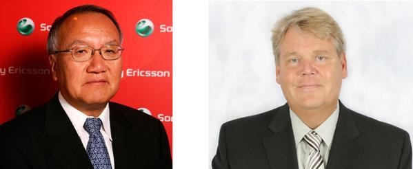 Sony Ericsson selects next president, appoints Howard Stringer chairman of the board