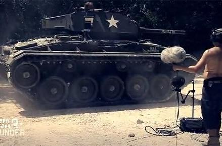 Gaijin records real tank, artillery sounds for War Thunder's ground game