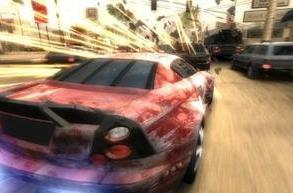 Burnout 5 to employ Vision Camera