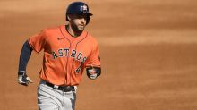 MLB playoff updates: Resurgent Astros one win from ALCS after George Springer homers twice