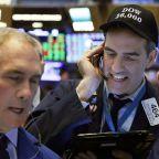 Dow Jones industrial average crosses 26,000 points