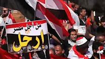 Raw: Egypt's Army Tightens Grip