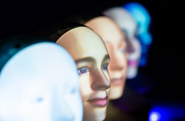 Furhat is a social robot for every situation