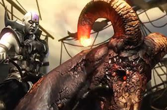 Mortal Kombat X summons the demonic Quan Chi
