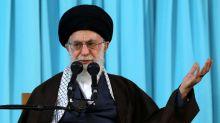 Iran's Khamenei quits Telegram