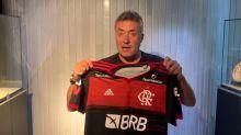 'O melhor está por vir', escreve Torrent, novo técnico do Flamengo