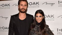 "Did Kourtney Kardashian just hint that she's hanging out with Scott Disick's new ""girlfriend""?"