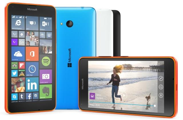 Microsoft's Lumia 640 and 640 XL are its new budget phone stars