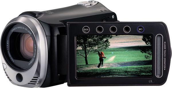 JVC trots out Everio GZ-HM340 HD camcorder with 16GB of internal storage
