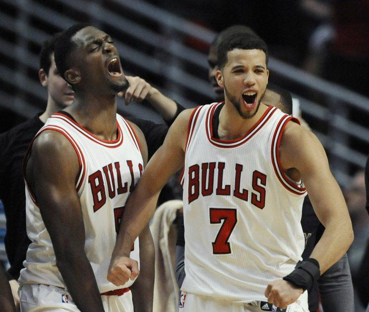 Jimmy Butler And The Bulls Got A Fortunate Last-second