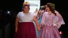 A 'Project Runway' First: Plus-Size Rules the Runway for the Win
