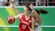 Scattered around world, Canada's women's BB team faces extra challenges in advance of Tokyo Olympics