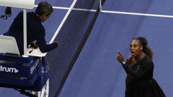 Report: Men penalized more in tennis