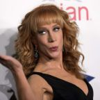 'F*** You Melanie': Kathy Griffin Blasts 'Complicit' Melania Trump For Family-Separating Immigration Statement