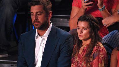 Danica 'broken open' after Rodgers breakup