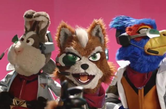 'Star Fox Zero' blasts to Wii U this year