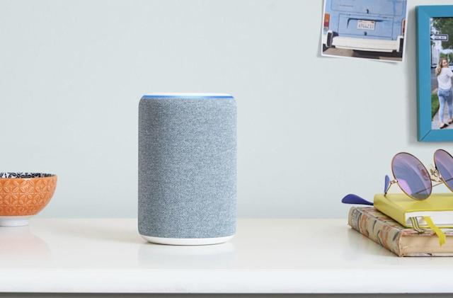 Amazon's latest Echo has better sound at the same price