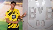 Borussia Dortmund anuncia a contratação de Jude Bellingham