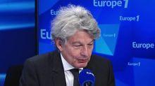 Le commissaire européen Thierry Breton est l'invité d'Europe 1 vendredi à 8h15