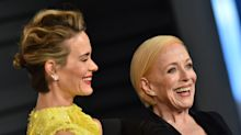 Sarah Paulson defends her relationship with 75-year-old Holland Taylor