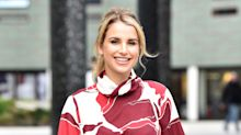 Vogue Williams reveals running as a new mum means she's half a stone lighter than before pregnancy