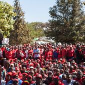 Zimbabwe opposition seeks court backing ahead of new rally