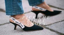 舒適與高佻身形同在!教你挑選一對舒適又適合自己的高跟鞋!