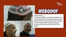 Old Pics of Man Hit By a Bullet Linked to Israel-Palestine Tension