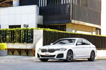 【試駕】BMW 520i M Sport讓你用更少的預算就能得到相同的享受