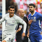 Conte wants aggressive Morata, holds no grudge against Diego Costa