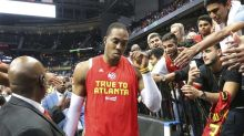 Report: Dwight Howard was pulled over and cited at 2 a.m. before losing an elimination game