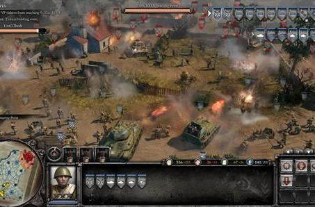 Company of Heroes 2 open beta extended through June 23