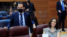 Aguado: Como no debería ser inquietante hablar con Vox, tampoco con el PSOE