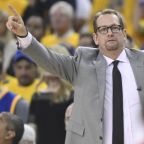 Nick Nurse: the NBA champion coach who learned his trade in ... Britain?