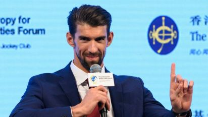 Legend Phelps slams WADA for lifting Russia doping ban