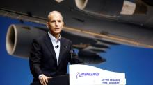 Boeing CEO faces shareholders for first time since 737 MAX crashes